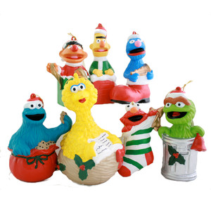 Sesame Street Ornament Collection