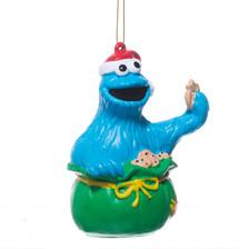 Cookie Monster Christmas Ornament Sesame Street