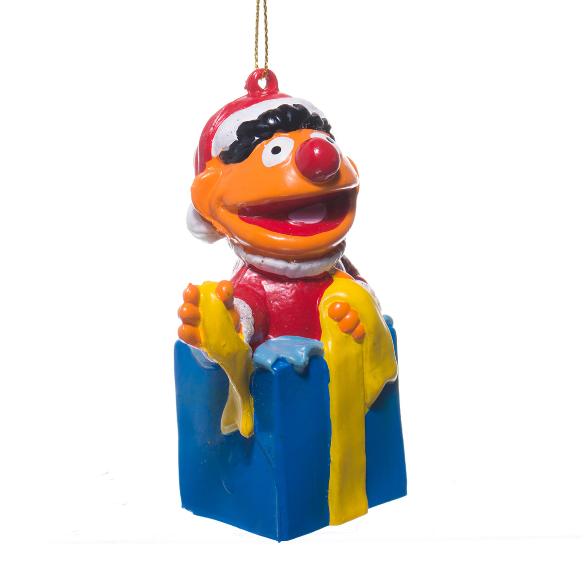 Ernie And Bert Christmas Ornament Sesame Street