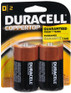 Duracell D 2-Pack Coppertop USA -Catalog