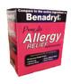 Generic Benadryl Caplets 2's 30 packs/box -Catalog
