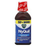 NyQuil Cold & Flu Cherry 12 oz -Catalog