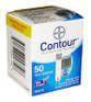 Bayer Contour 50 ct DME 7097 -Catalog