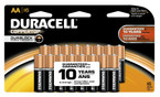 Duracell AA 16-Pack Coppertop USA -Catalog