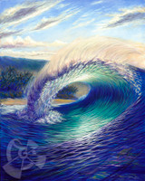 Lynns Wave By Clark Takashima