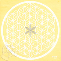 Flower of Life By Patrick Parker