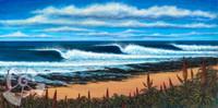 Jeffreys Bay By Clark Takashima