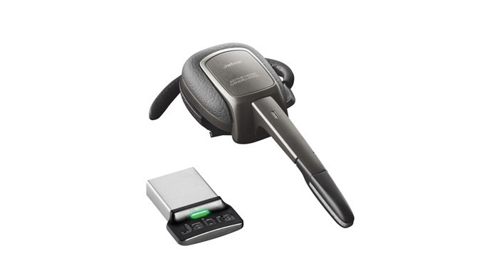 jabra bluetooth supreme uc wireless headset with mini usb adapter