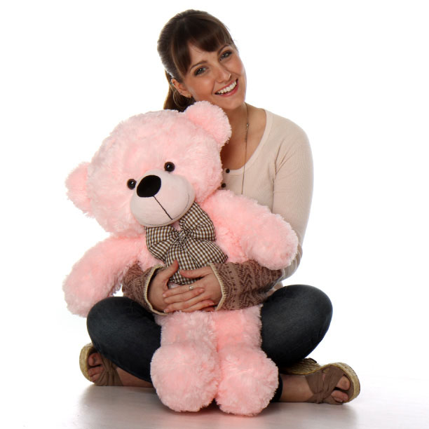 30in-lady-cuddles-huggable-soft-huggable-pink-giant-teddy-plush-bear.jpg