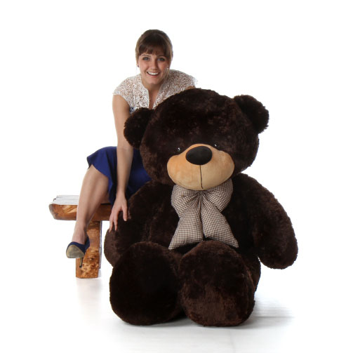 life-size-chocolate-brown-teddy-bear-brownie-cuddles-60in.jpg