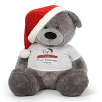 Lifesize Teddy Bear Tshirt Christmas Gift