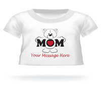 Personalized Giant Teddy Bear shirt for Mother's Day