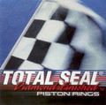 Total Seal Diamond Finish Piston Rings - Top Ring Set 4.1550