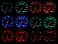 1979-86 Ford Mustang LED Gauge Light Conversion Kit