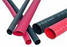 "1.5"" Shrink Tube 4 ft lengths (red or black)"