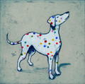 Damien Hirst's Dog by Mychael Barratt
