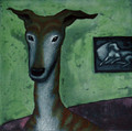 Modigliani's Dog by Mychael Barratt