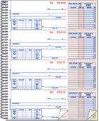 Cash Receipt Book (PAP-A-138 NC)