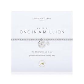 Joma A Little One In A Million Bracelet Silver Bracelet