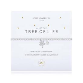 Joma A Little Tree Of Life Bracelet Silver Bracelet + Gift Bag/Tag