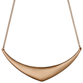 Pilgrim Hesitation Necklace Rose Gold Plated  40 cm + 9  171644011