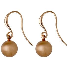 Pilgrim AMALIA_PI Drop Earrings Rose Gold  Plated 611714023