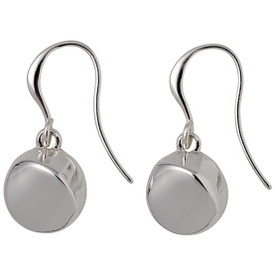 Pilgrim MANUELA PI Drop Earrings Silver Plated 141716013