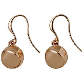 Pilgrim MANUELA PI Drop Earrings Rose Gold Plated 141714013