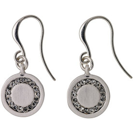 Pilgrim NELLY Drop Earrings Silver Plated 161716023