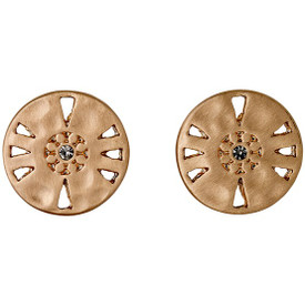 Pilgrim ISADORA_PI Stud Earrings Rose Gold Plated 211724103