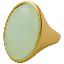 Pilgrim Adjustable Ring Gold Plated Mint 191712204