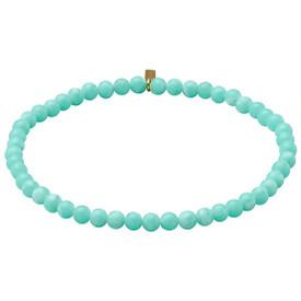 Pilgrim  Bracelet Gold Plated Green  291722402