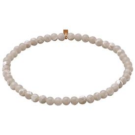 Pilgrim  Bracelet Rose Gold Plated Grey  291724102