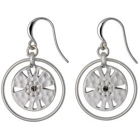 Pilgrim ISADORA Drop  Earrings Silver Plated 211726113
