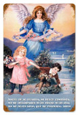 Vintage-Retro Angel Metal-Tin Sign