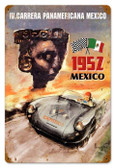 Vintage-Retro Panamericana Metal-Tin Sign