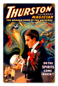 Vintage-Retro Thurston Spirits Come Back Metal-Tin Sign