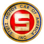 Vintage-Retro Stutz Motor Cars Metal-Tin Sign