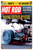 Vintage-Retro Hot Rod Magazine Garlits May 1963 Metal-Tin Sign