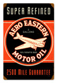 Vintage-Retro Aero Eastern Tin-Metal Sign