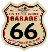 Vintage  Route 66 Tin Sign