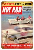 Vintage-Retro Daytona (May. 1957) Metal-Tin Sign
