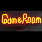 Retro GAME ROOM NEON SCULPTURE  15 W  x 10 H x 6 D