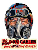 Retro Don Garlits Metal Sign 12 x 15 Inches