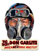 Retro Don Garlits Metal Sign 12 x 15 Inches
