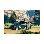 Retro Yosemite Gas Vintage Metal Sign 24 x 16 Inches