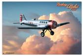 Northrop Alpha Aviation 36 x 24 Inches