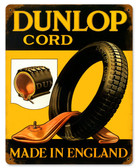 Cord Automotive   Metal Sign 12 x 15 Inches