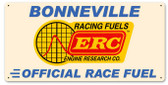 ERC Logo Metal Sign 24 x 12 Inches