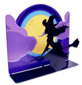 Witch 3D  Table Topper Metal Sign 7 x 7 Inches